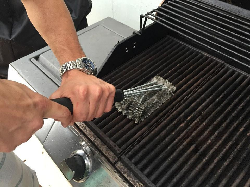 Benefits of Professional Grill Cleaning