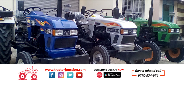 Eicher Tractor, Eicher Tractor – Durable and Innovative for Farming