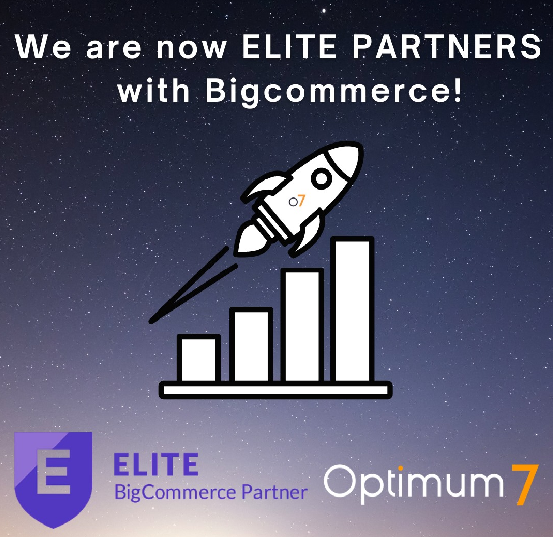 Marketing Aftermath of Bigcommerce Expert Optimum7 Partnership