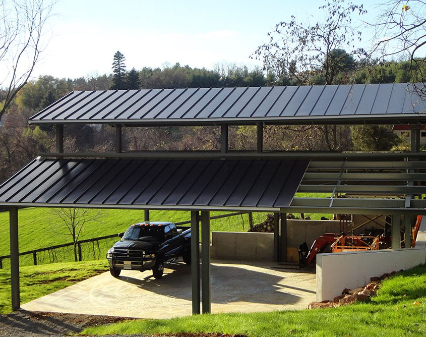 10 Common Mistakes to Avoid While Buying Metal Garage Buildings