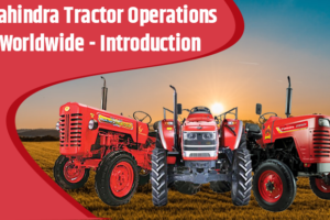 Why Mahindra Tractor is Perfect for Modern Farming