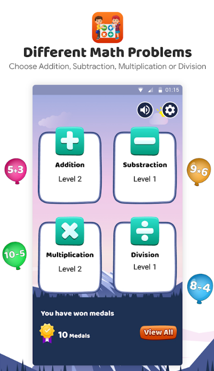 math learning apps
