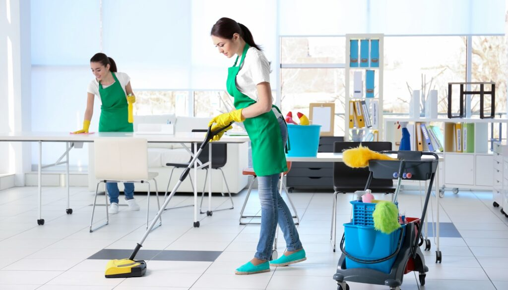 The Major Benefits of Professional Cleaning Coventry