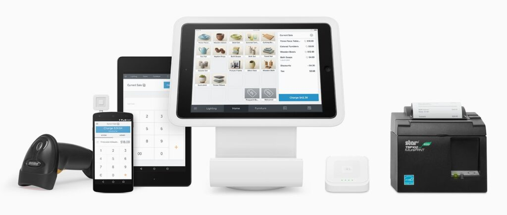 Tablet Point Of Sale System