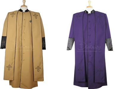 Need Pastor Robes for Males? Think Divinity Clergy Wear