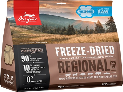 The Best Freeze-Dried Dog Food With Natural Ingredients
