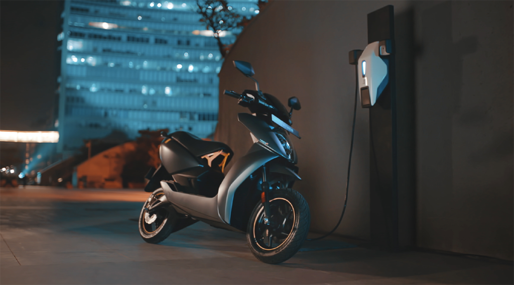 Ather Energy introduces a Buyback Program on the Ather 450X
