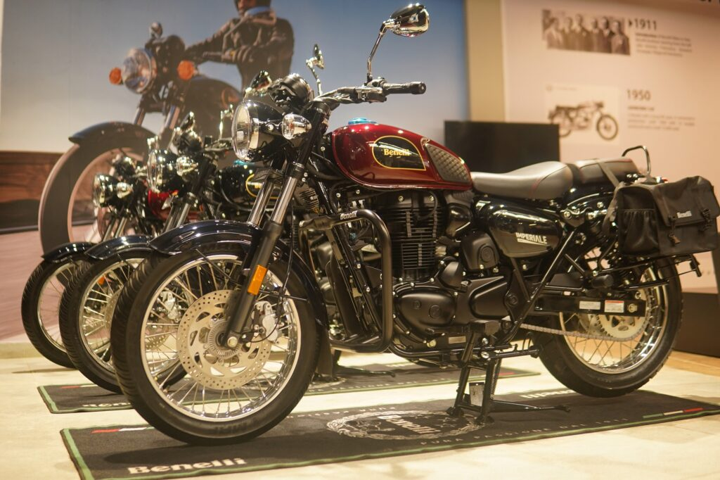 Benelli Launches Exclusive Dealership in Bhilal