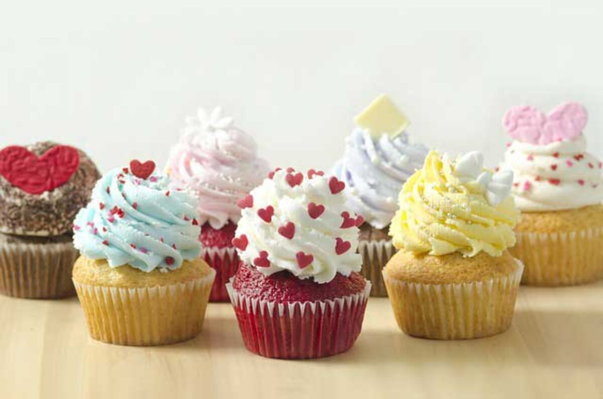 Prepare 20 Cupcakes s Immediately And Surprise Your Loved Ones ...