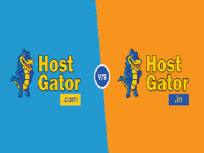 Different Between Hostgator.com vs Hostgator.in
