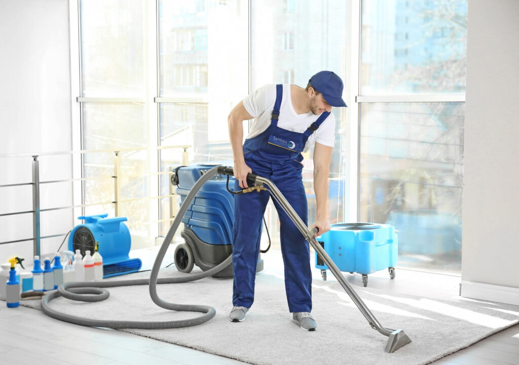 End of tenancy cleaning, Services Provided for the End of Tenancy Cleaning