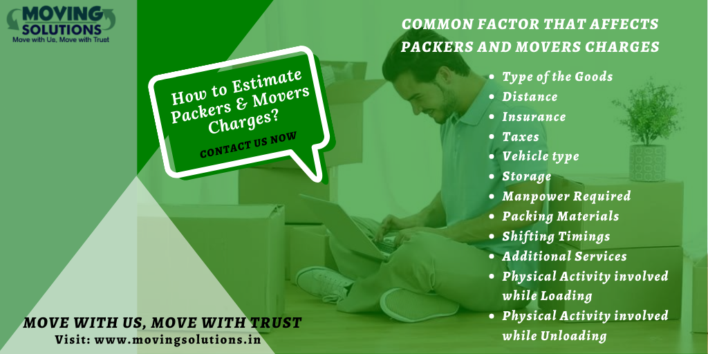 Packers And Movers, How To Negotiate For The Price With The Packers And Movers?