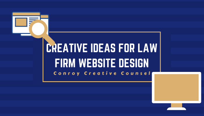 10 CREATIVE IDEAS FOR LAW FIRM WEBSITE DESIGN 2021