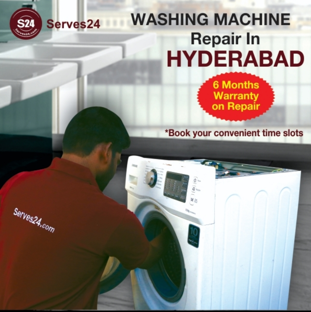 washing machine repair, What are the major problems will occur in  washing machine?