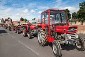Massey Tractor For Indian Farmers