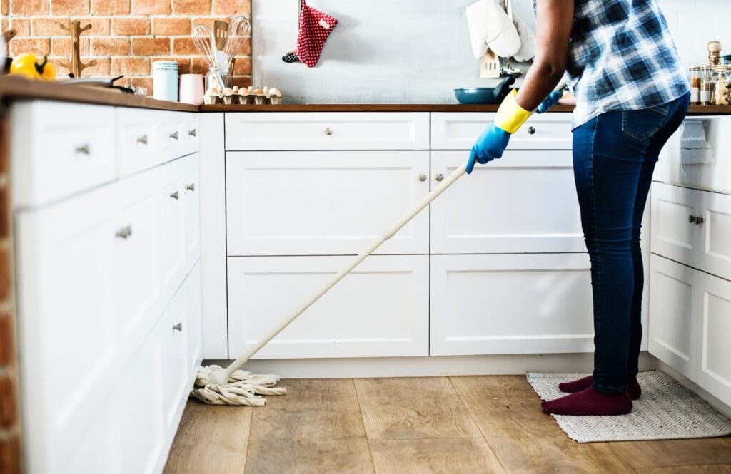 Services Provided for the End of Tenancy Cleaning
