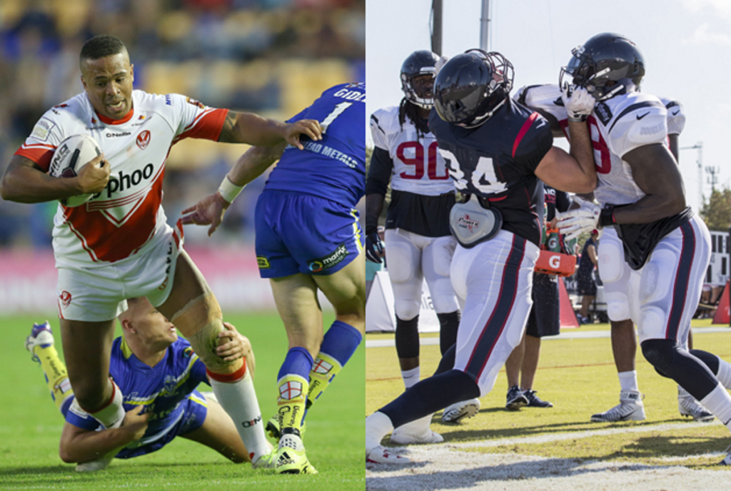 5 Key differences between Rugby and American Football