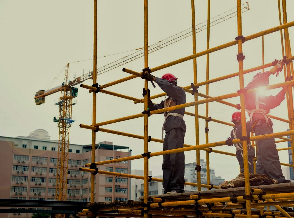How to calculate the cost of scaffolding?