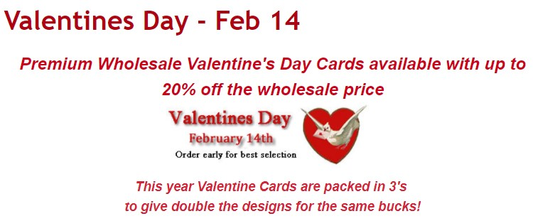 Selecting the Right Wholesale Greeting Cards