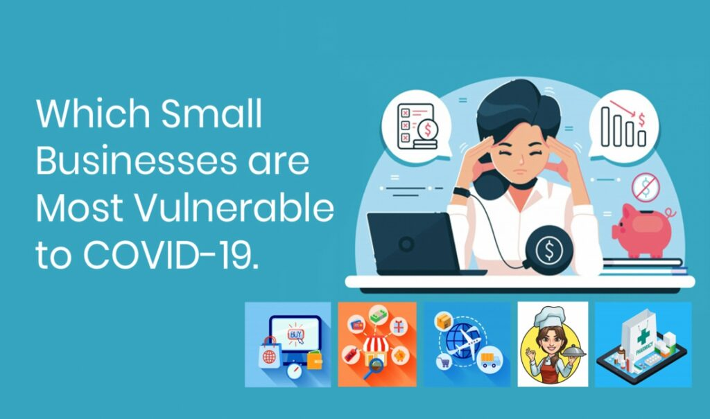 Which Small Businesses are Most Vulnerable to Covid-19?