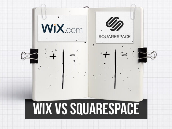 Which One To Choose Between Wix & Squarespace?