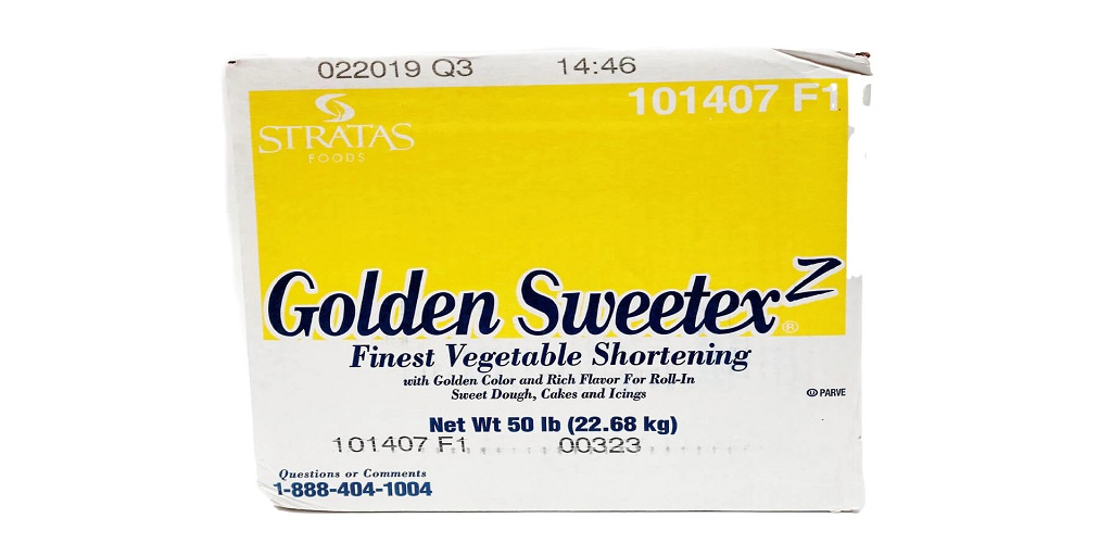 Find Stratas Shortening at Stover & Company