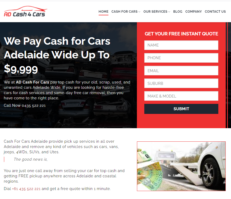 car removal adelaide, Car Removal Adelaide: Get Safe Driving [ 5 Steps]