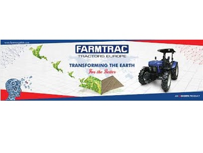 Farmtrac Tractor Satisfies all Agricultural Needs
