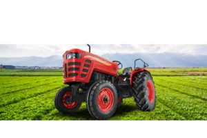 Mahindra Tractor - First Choice of Indian Farmers