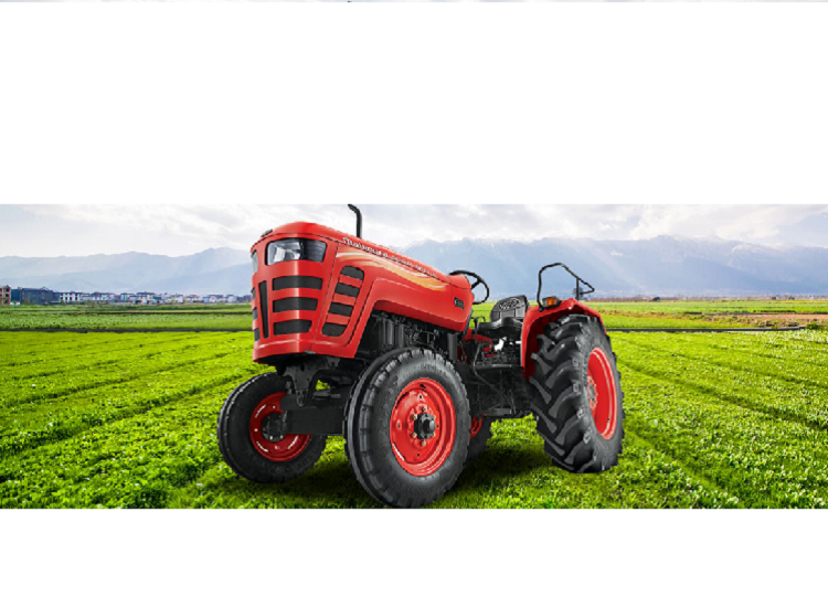 Mahindra Tractor – First Choice of Indian Farmers