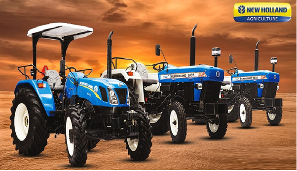 New Holland Tractor, New Holland Tractor for Productive Farming