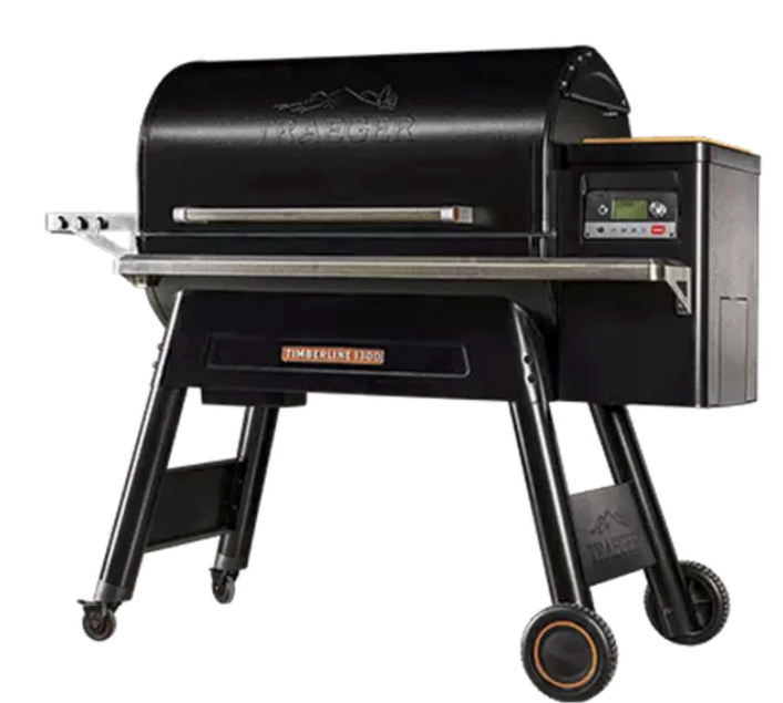 A Superior Smoker BBQ Grill