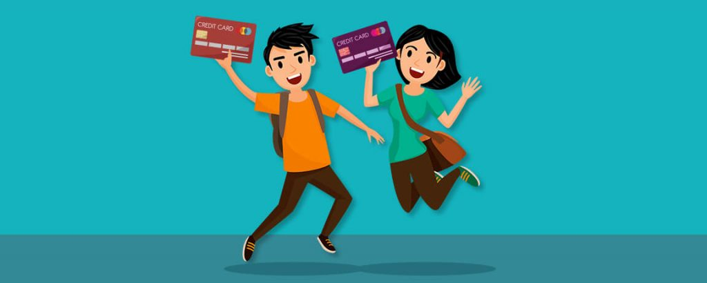 Students credit cards