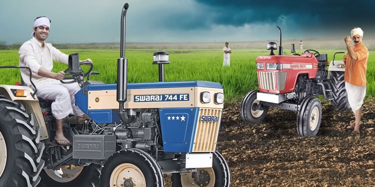 Swaraj Tractor – Top 3 Models with Price and Features
