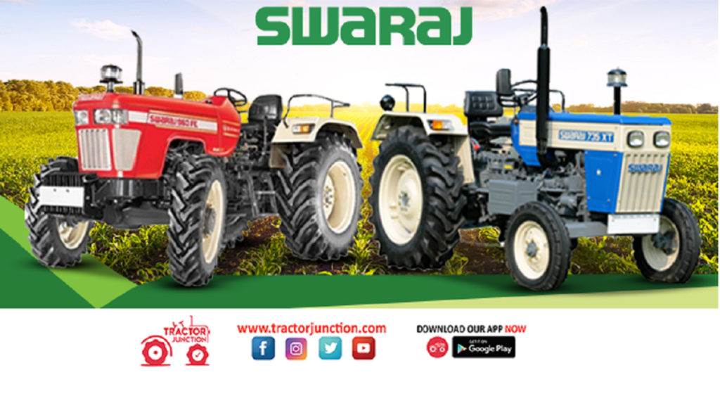 Why is the Swaraj Tractor preferred by Indian Farmers?