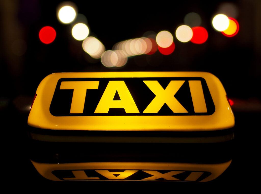 taxis in Dundee
