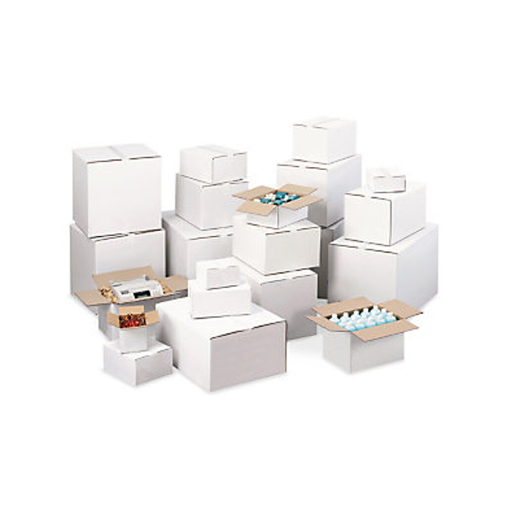 Safe the Originality by Keeping the Jewelry in White Boxes
