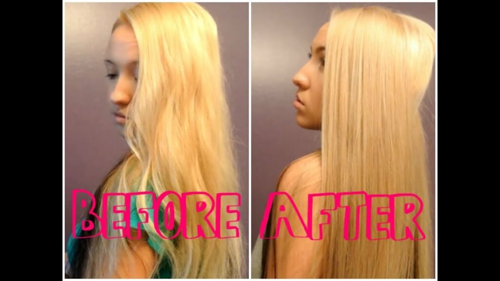Learn How To Get Rid Of Yellow Out Of Hair