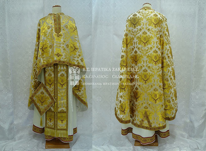 4 Causes It is best to Sew Your own personal Church Vestments