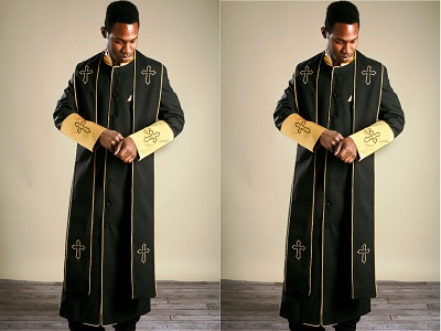 Evaluation Points of Clergy Robes for Men