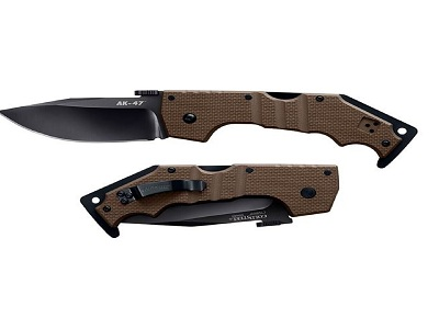 This Cold Steel Tanto Knife Will Never Flinch