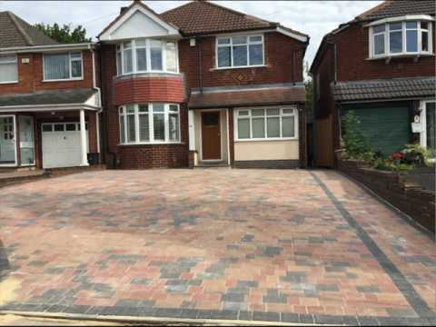 Placing Down Your Block Paving Driveways