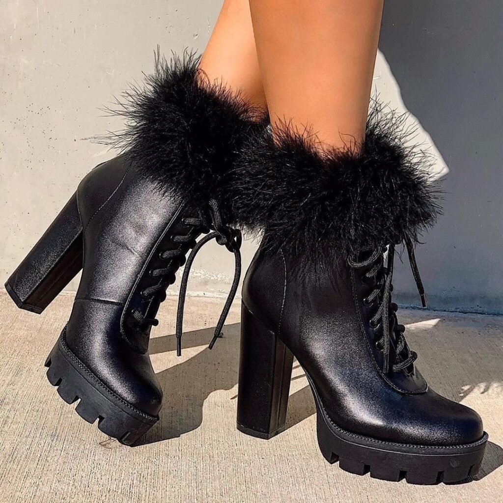 Womens Fur Boots – A Touch of Unfussy Class on Its Personal