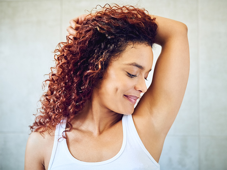 Laser removes hair permanently and usually lasts for 10 years