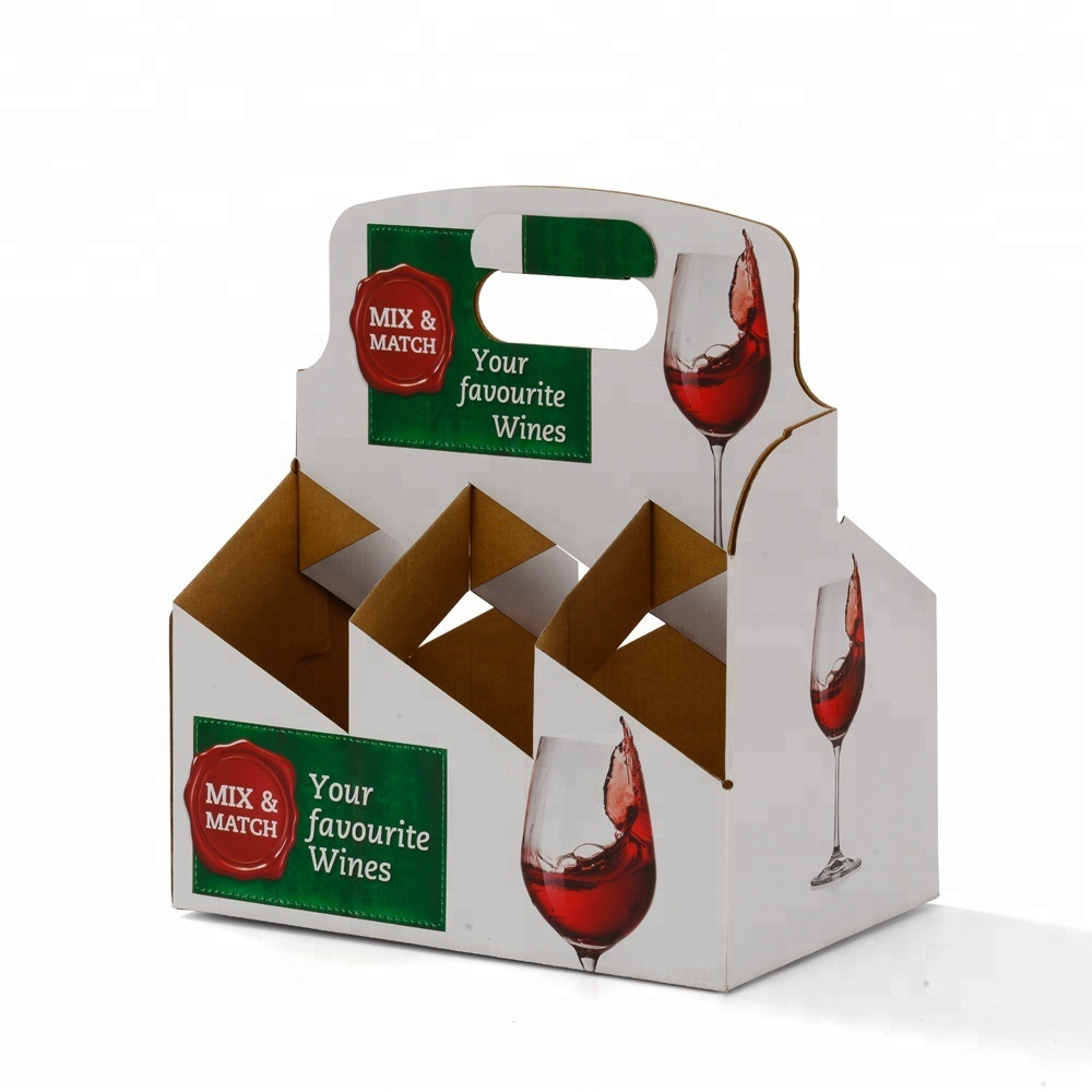How are Glass Carrier Boxes Advantageous for Delicate Items?