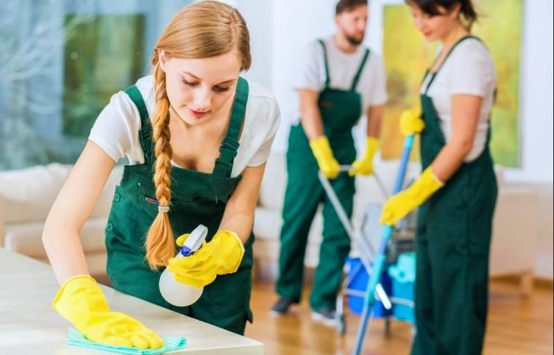 House Cleaning Services Providers in Spring TX