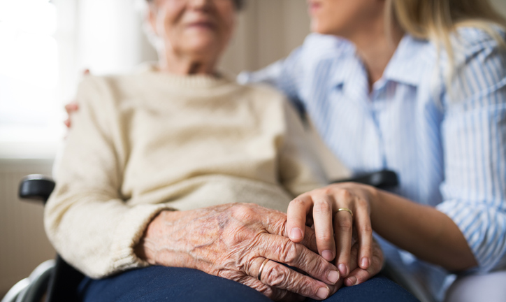 Don't miss the chance to make a career in the aged care sector