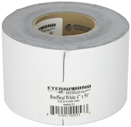What Makes a Good RV Roof Tape?