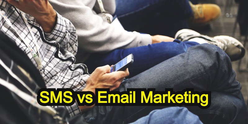 SMS vs. Email Marketing: Which is Best for Business?