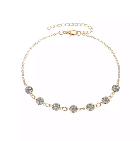 Signature Flutter Anklet, The Secret Meaning of Anklets and Why Some Wives Wear Them